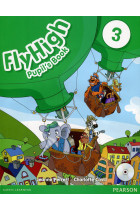 Купить - Книги - Fly High. Level 3. Pupil's Book (+ CD-ROM)