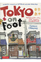 Купити - Книжки - Tokyo on Foot. Travels in the City's Most Colorful Neighborhoods