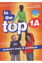 Купить - Книги - To the Top 1A Student's Book & Workbook with Culture Time for Ukraine (+CD-ROM)