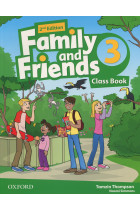 Купить - Книги - Family and Friends: Level 3 Class Book