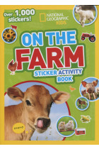 Купить - Книги - On the Farm. Sticker Activity Book