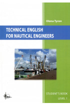 Купить - Книги - Technical English for nautical engineers. Student's book. Level 1