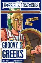 Купить - Книги - Horrible Histories. Groovy Greeks
