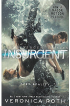 Купити - Книжки - The Divergent Series. Book 2: Insurgent