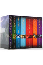 Купити - Книжки - Harry Potter Boxed Set. The Complete Collection (комплект из 7 книг)