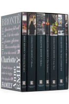Купити - Книжки - The Complete Bronte Collection (комплект из 7 книг)