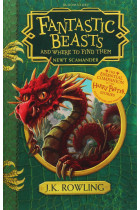 Купить - Книги - Fantastic Beasts and Where to Find Them