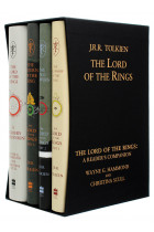 Купити - Книжки - The Lord Of The Rings Boxed Set. 60th Anniversary edition