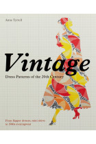 Купити - Книжки - Vintage Dress Patterns of the 20th Century