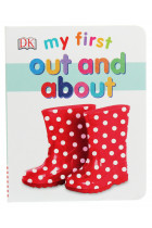 Купити - Книжки - My First Out and About