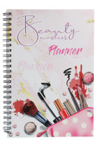 Купити - Блокноти - Планер LifeFLUX Beauty Master's Planner Відтінки (LFBPUPSH021)