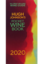 Купить - Книги - Hugh Johnson's Pocket Wine Book/ 2020