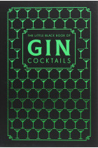 Купити - Книжки - The Little Black Book of Gin Cocktails