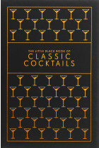 Купити - Книжки - The Little Black Book of Classic Cocktails