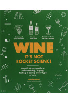 Купить - Книги - Wine it's not Rocket Science