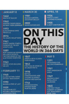 Купить - Книги - On This Day. The History of the World in 366 Days