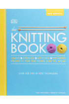 Купити - Книжки - The Knitting Book. Over 250 Step-by-Step Techniques
