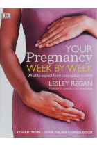 Купити - Книжки - Your Pregnancy Week By Week. What to Expect from Conception to Birth