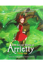 Купити - Книжки - The Secret World of Arrietty Picture Book