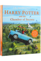 Harry Potter and the Chamber of Secrets. Illustrated Edition