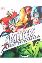 Купить - Книги - Marvel's the Avengers Encyclopedia