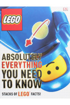 Купити - Книжки - LEGO Absolutely Everything You Need to Know
