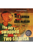 Купити - Книжки - The Day I Swapped my Dad for Two Goldfish (+ CD)