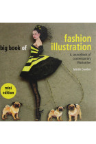 Купити - Книжки - Big Book of Fashion Illustration (Mini Edition)