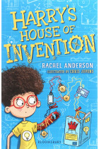 Купити - Книжки - Harry's House of Invention