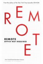 Купити - Книжки - Remote. Office Not Required
