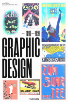 Купити - Книжки - The History of Graphic Design. Volume 1 (1890-1959)