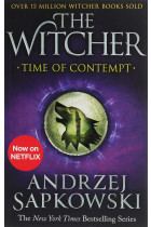 Купить - Книги - The Witcher. Time of Contempt