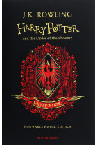Купити -  - Harry Potter and the Order of the Phoenix. Gryffindor Edition