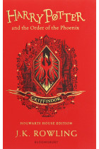 Купить - Книги - Harry Potter and the Order of the Phoenix. Gryffindor Edition