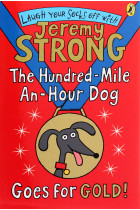 Купить - Книги - The Hundred-Mile-an-Hour Dog Goes for Gold!