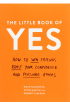 Купити - Книжки - The Little Book of Yes. How to win friends, boost your confidence and persuade others
