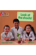 Купити - Книжки - Look at the shoots! Collins Big Cat Phonics for Letters and Sounds. Band 02b/Red B