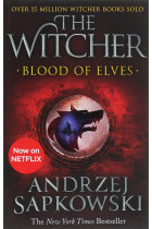 Купить - Книги - The Witcher. Blood of Elves