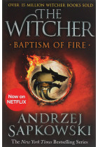 Купить - Книги - The Witcher. Baptism of Fire