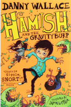 Купить - Книги - Hamish and the Gravity Burp