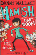 Купить - Книги - Hamish and the Baby BOOM!