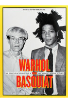 Купити - Книжки - Warhol on Basquiat. The Iconic Relationship Told in Andy Warhol's Words and Pictures