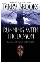 Купить - Книги - The Word and the Void Trilogy. Book 1. Running with the Demon