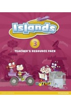 Купить - Книги - Islands 3 Teacher's Resource Pack (+CD-ROM)