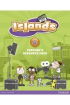 Купить - Книги - Islands 4 Teacher's Resource Pack (+CD-ROM)