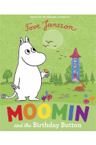 Купити - Книжки - Moomin and the Birthday Button