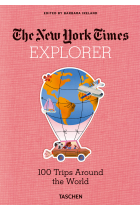 Купити - Книжки - NYT Explorer. 100 Trips Around the World