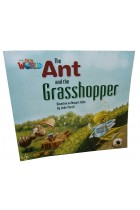 Купить - Книги - Our World Readers. The Ant and the Grasshopper. Big Book