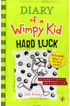 Купити - Книжки - Diary of a Wimpy Kid: Hard Luck
