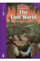The Lost World Teacher's Pack (Teacher's Book & Story Book with Glossary)
